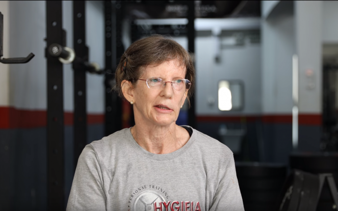 Beating Osteoporosis with Barbell Training