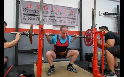 Starting Strength Training After 60
