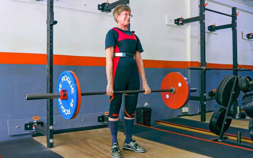 Strength Training and Older Adults