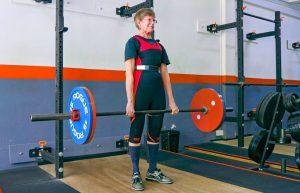 deadlift, powerlifting, strength training, barbell training, active ageing, active aging, starting strength,