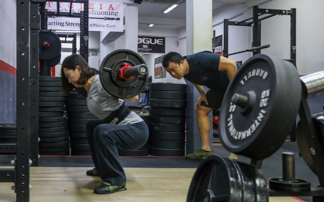 Strength Training and Sports Performance