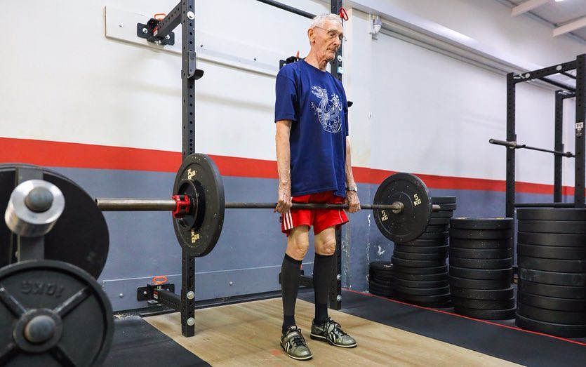 Training Older Adults