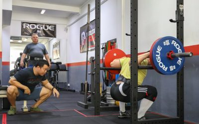 Squat Depth – How To Get It Just Right?