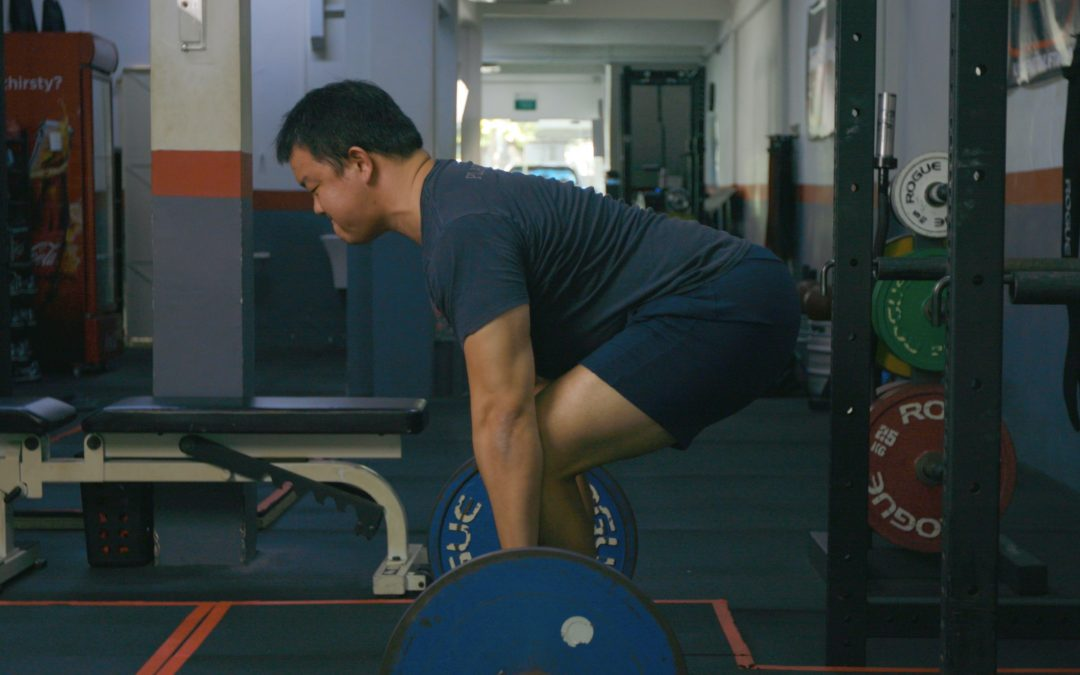 A Perfect Pulling Position on Every Rep