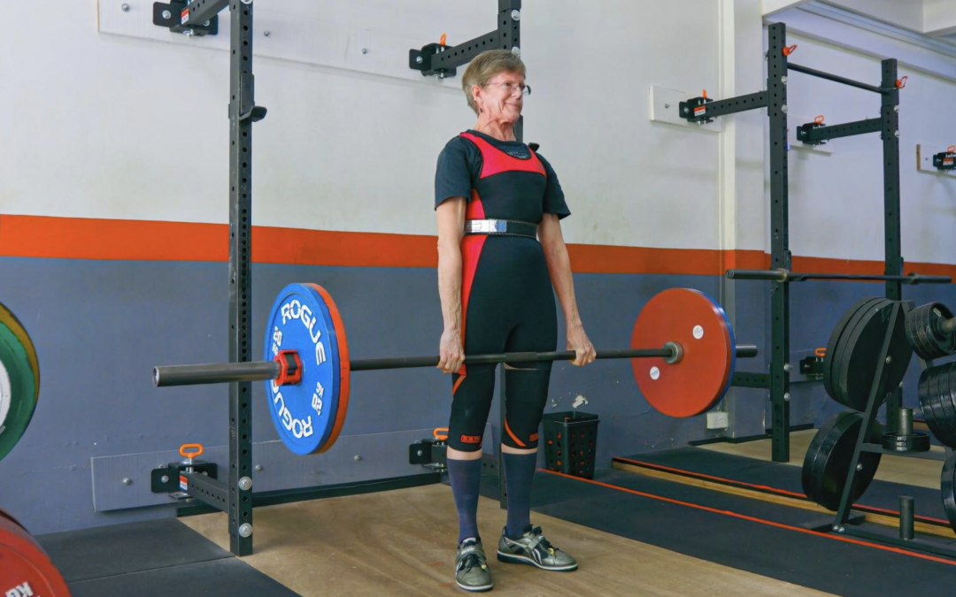 How Patricia Beat Osteoporosis With Barbell Strength Training