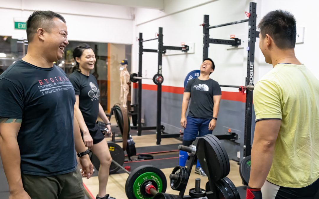 Gyms: Are They Necessary?