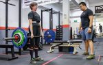 deadlift, osteoporosis, osteopenia, bone density, hip fracture, old people falling down, barbell training, strength training