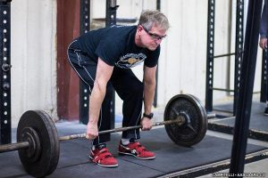 deadlift, strength training, starting strength, barbell training, barbell gym, active ageing