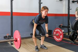 deadlift, strength training, strength gym, barbell gym, barbell training, starting strength