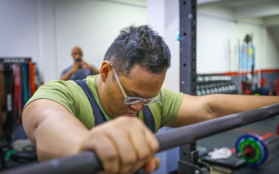 The Barbell, The Teacher (Part 4) – Ignoring Distraction to Achieve your Goals