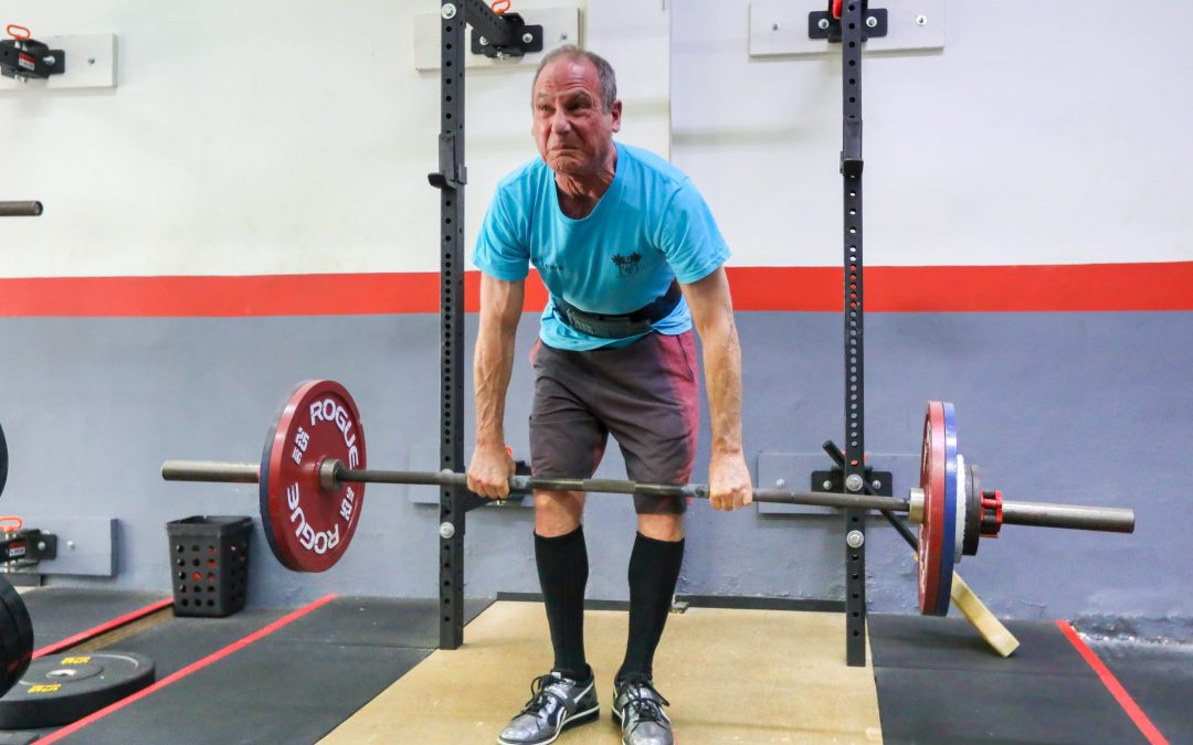 Why Some Lifters Pass Out After Deadlifts, And How To Avoid It