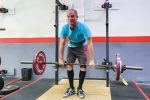 deadlift, barbell training, strength training,
