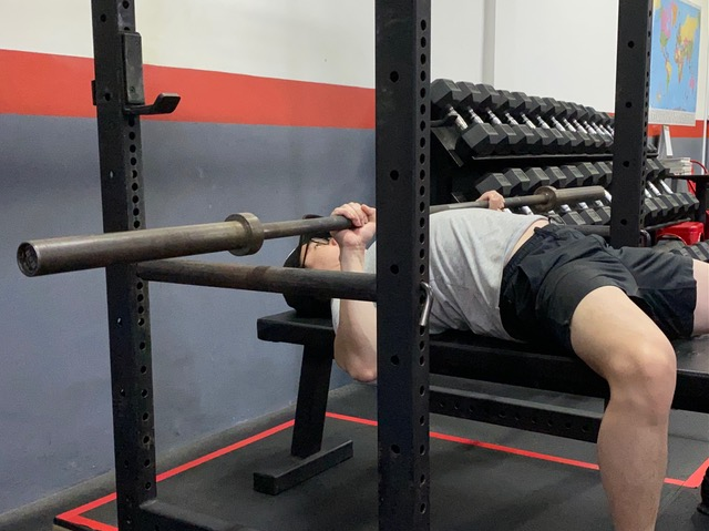 How To Set up Safely For The Barbell Lifts