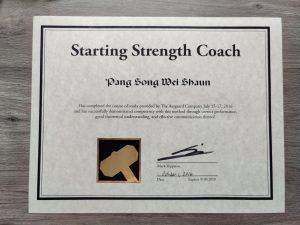 starting strength, starting strength coach