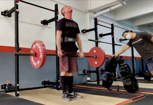 deadlift, active ageing, strength training, silver generation