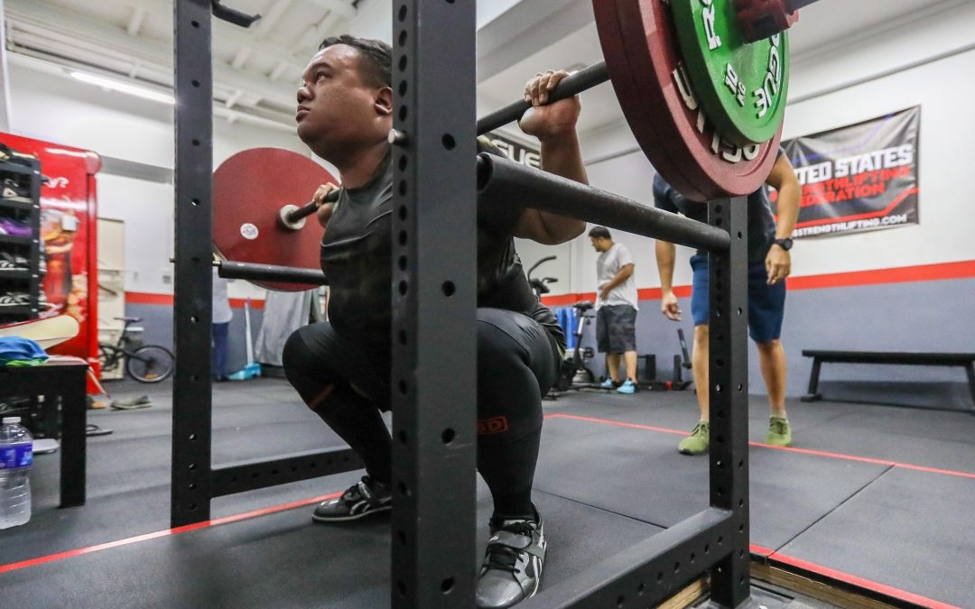 Survival Reaction In the Squat – The Chesty Edition