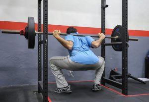squat, barbell training, strength training, starting strength, squatting